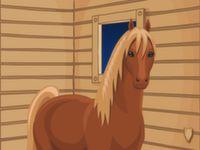 Flucht aus dem Pferdestall